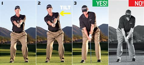 swing the golf club around your body quick tips to play better golf tips magazine