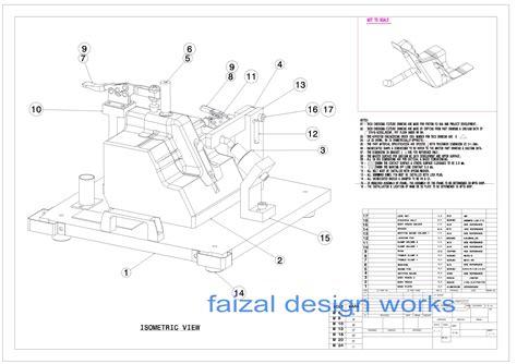 tooling design checking fixture jig floor  biw  faizal mokhtar  cad crowd