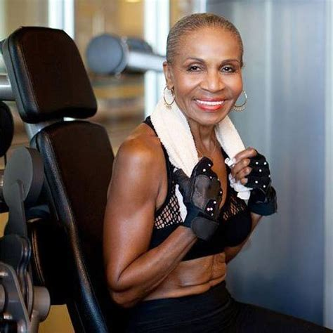 black 50 women in shape meet the world s fittest grandma who is a bodybuilder at
