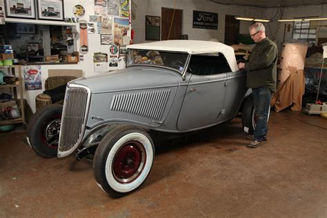 steve s upholstery image gallery 1934 roadster top