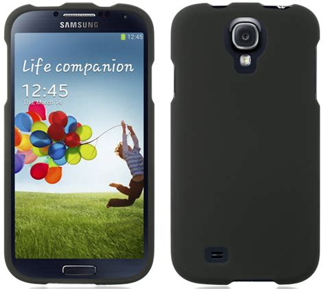 Samsung Galaxy S4 Chopper One Cover Casing Hardcase new black rubberized protector cover for samsung