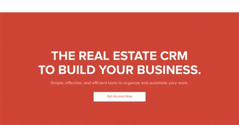 best real estate software realvolve leading real estate crm software 10 best crm