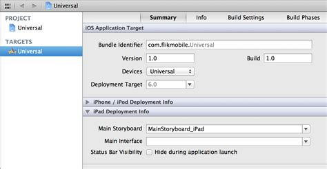xcode layout iphone ipad xcode converting storyboard from iphone to ipad stack