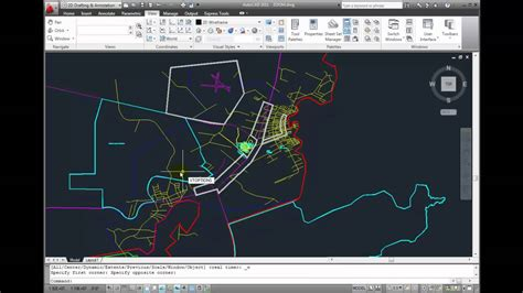 tutorial guide autocad 2011 autocad 2011 tutorial adjusting zoom settings