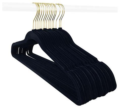 closet complete closet complete gold hook velvet hangers