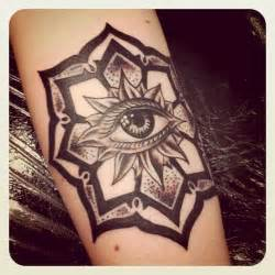 Eye Of The Lotus Piercing Prices Mandala All Seeing Eye Inked All