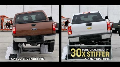 in the bed of my chevy chevy vs ford hd truck bed bend video doovi