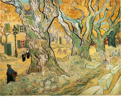 5 Paintings By Gogh by Intelliblog Sunday Gogh