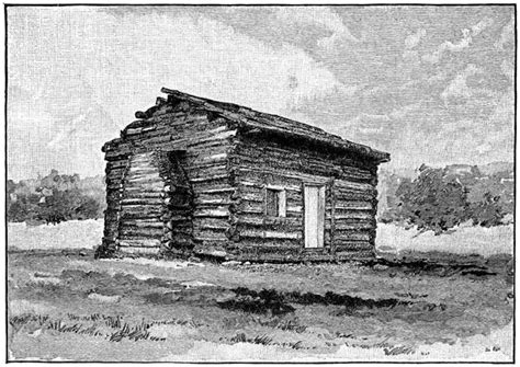 Abraham Lincolns Cabin by Abraham Lincoln S Log Cabin Log Cabins And Furniture