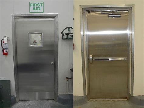corrosion resistant doors frames vortex doors vortex