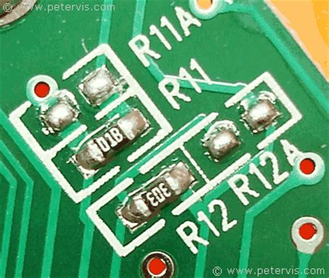 r12 resistor values r12 resistor values 28 images r12 my srs light is on it is 9183 the resistance value circuit