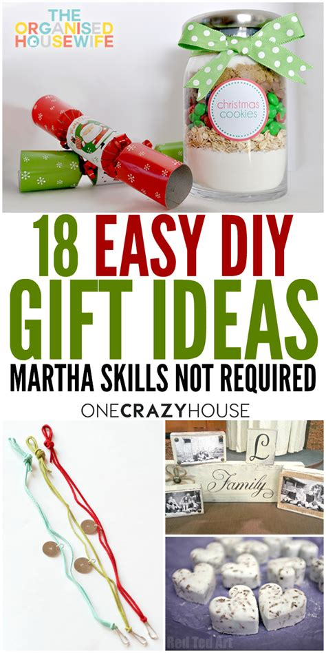 18 awesome gift ideas for 18 easy diy gift ideas martha skills not required the