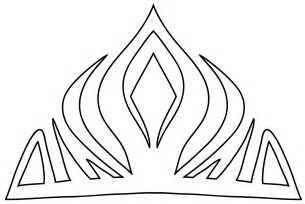 crown coloring page free coloring pages of elsa crowns
