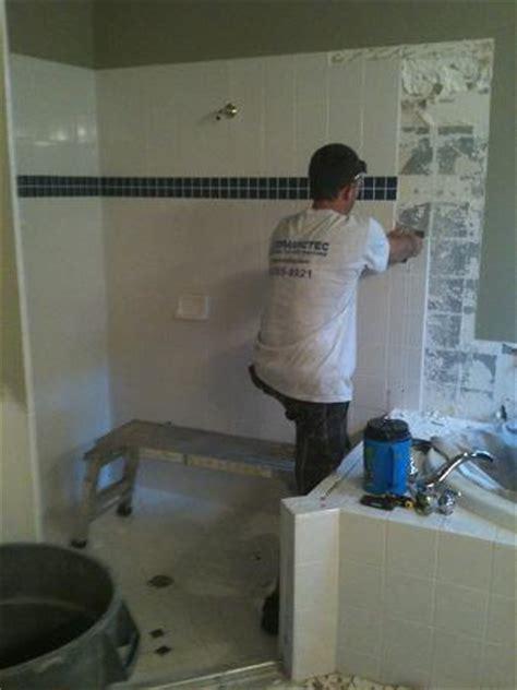 bathroom remodeling st petersburg fl ceramictec custom bathroom tile remodel in ta florida
