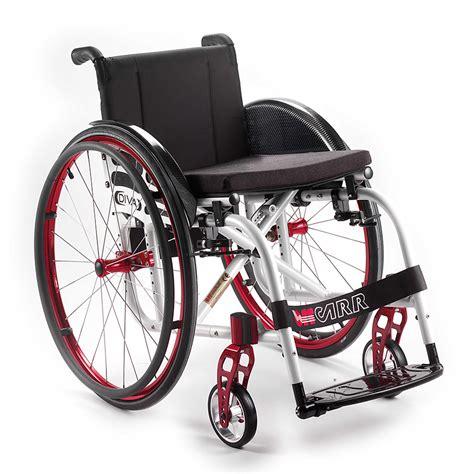 sedie a rotelle pieghevoli leggere offcarr carrozzina superleggera a telaio pieghevole in