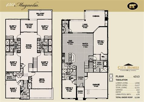 bear den floor plan my home residential the bears den club at reunion resort in orlando