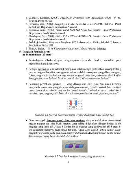 Fisika Giancoli 1 Ed 7 Ori 7 sma kelas xii rpp kd 3 4 4 4 induksi magnetik karlina