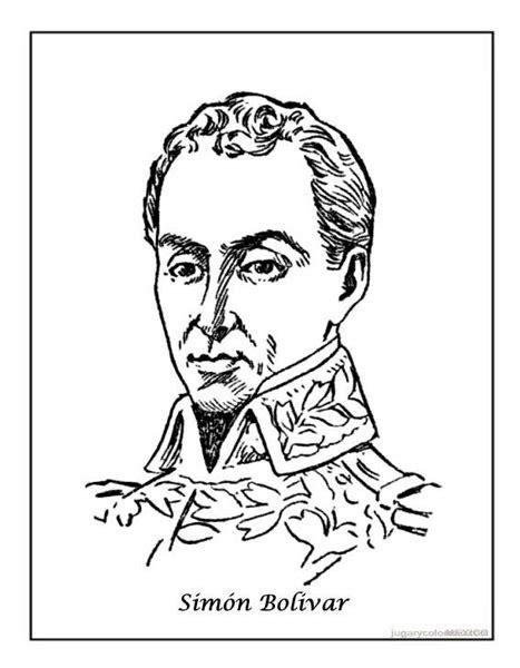 dibujo de rafael urdaneta para colorear para nios imagenes de simon bolivar dibujos de el libertador para
