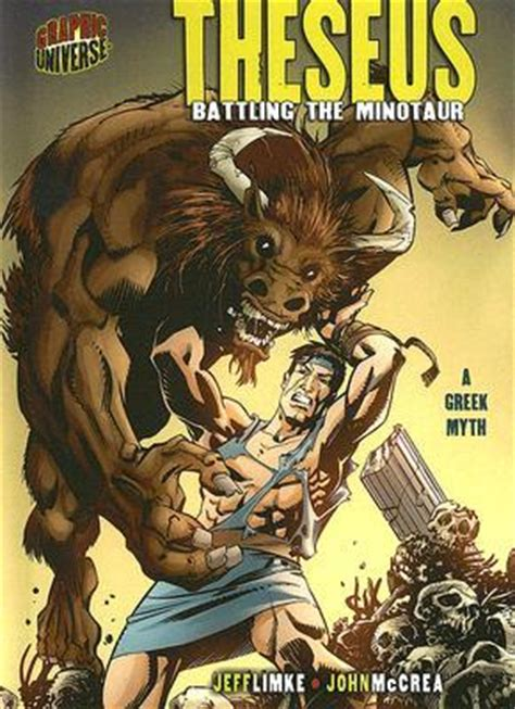 myth picture books theseus battling the minotaur by jeff limke reviews