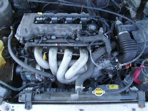 2000 Toyota Corolla Engine Used 2000 Toyota Corolla Engine Corolla Engine Assembly