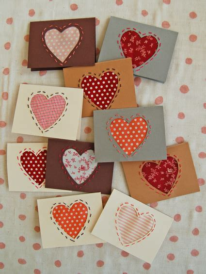 how to make a fabric covered wedding card box diy wedding thank you cards hearts and flowers