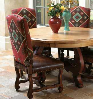 southwestern chairs ideas  pinterest