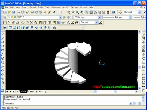 tutorial video autocad 3d design for future 3d autocad tutorial 9