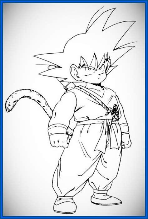 imagenes a lapiz para hacer grandiosos dibujos faciles de hacer de dragon ball z
