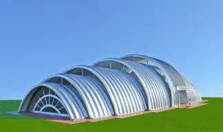 The eco shell multi use building system michael jantzen archinect