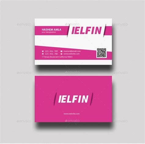 Business Card Template Preview by Corporate Business Card Template By Mamun313 Graphicriver