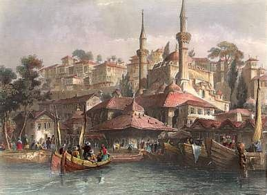 Ottoman Cities Cities And Ottomans On