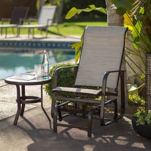 Patio Glider Chair by Outdoor Furniture Amp Patio Sets Shop At Hayneedle Com