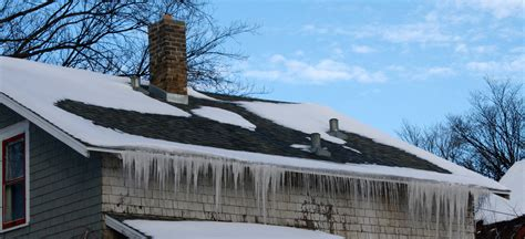 on the roof attic inspection snow melting london ontario roof
