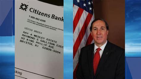 Rhode Island Probate Court Records Nbc 10 I Team Bank Records Show Suspicious Money Transfers To Former Lawmaker Wjar