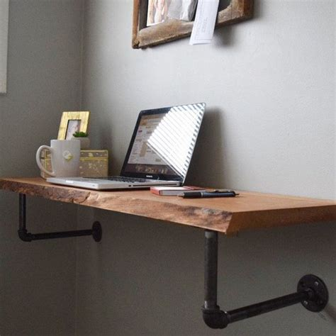 cl on desk shelf best 25 wall mounted desk ideas on desk on