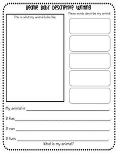 writing descriptions template 1000 ideas about descriptive writing activities on
