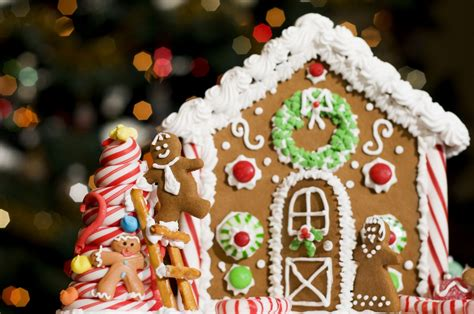 christmas gingerbread house to buy gingerbread houses with mrs claus bok tower gardens