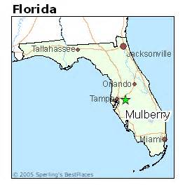 Mulberry Florida Map by Best Places To Live In Mulberry Florida