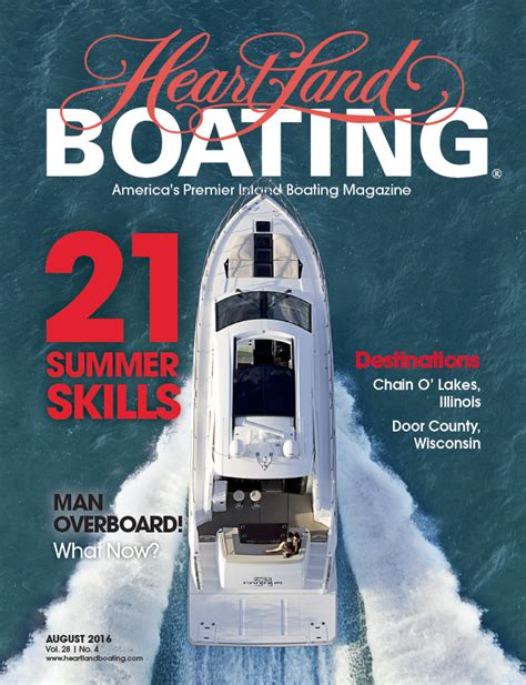boating magazine back issues august 2016 quimby s cruising guide