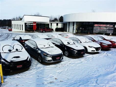 goss dodge chrysler car dealership in south burlington vt