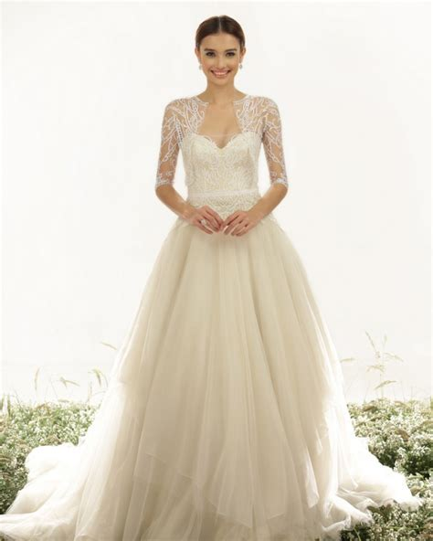 25 Beautiful Designer Wedding Dresses