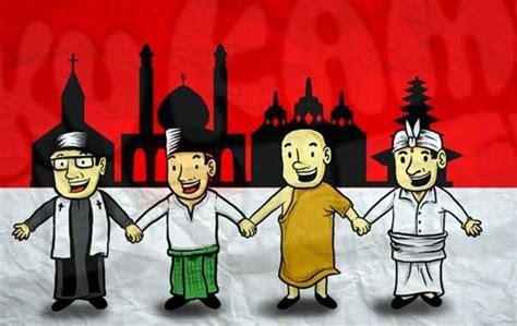 membina kerukunan umat beragama kompasianacom