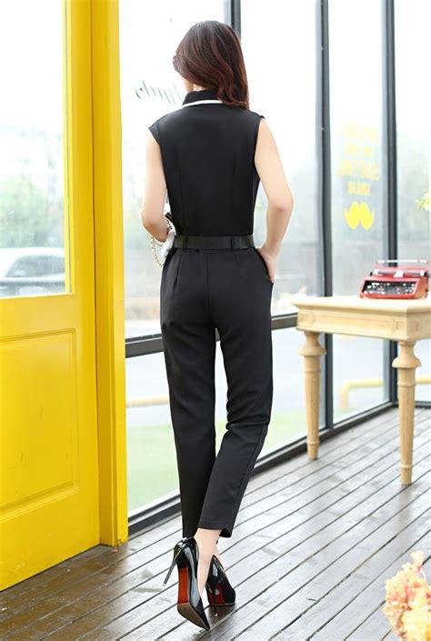 Baju Jumpsuit Model Elgant Modis Style Impor busana formal wanita baju kerja korea style jumpsuit