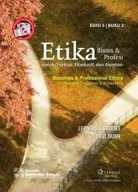 Etika Bisnis Dan Profesi Untuk Direktur Eksekutif Buku 1 Edisi 5 word documentation cover page template sponsorship