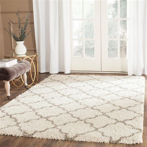 10 ft rug safavieh hudson shag ivory gray 8 ft x 10 ft area rug