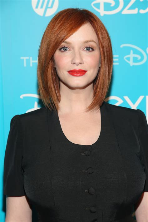 long bob haircut pale skin christina hendricks gets bigger dark places role vulture