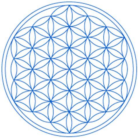 geometria sacra il fiore della vita il fiore della vita meditazione merkaba merkabah