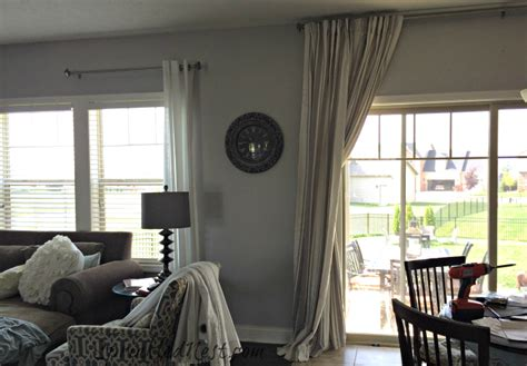 how high to hang curtains 9 foot ceiling curtains for 9 foot ceilings 28 images remodelaholic
