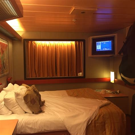 carnival elation cabins and staterooms