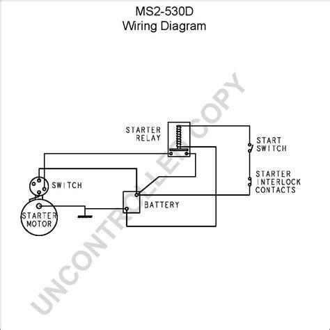 ms2 530d product details prestolite leece neville